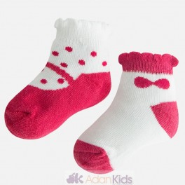 Set 2 calcetines Teaberry