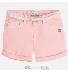 Short sarga basico  Flamingo