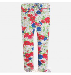 Jeggings felpa estampadaSandia
