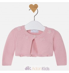 Rebeca tricot Old pink