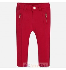 Jeggings bellardina Rojo