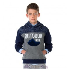 """Pullover """"outdoor"""" Eclipse"""
