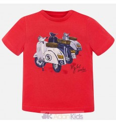 Camiseta m/c motos Granadina