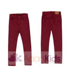 Pantalon sarga slim fit basic Tinto