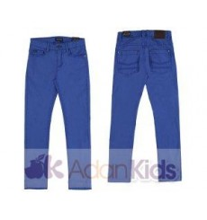 Pantalon sarga slim fit basic Pacifico