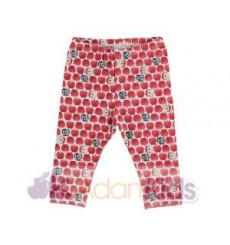 Leggings estampado Manzanas