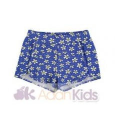 Short estampado Azulon