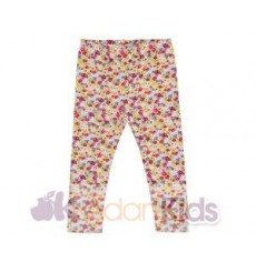 Leggings estampado Amarillo