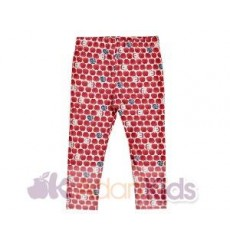Leggings estampado Rojo