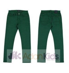 Pantalon 5b slim fit basico Menta
