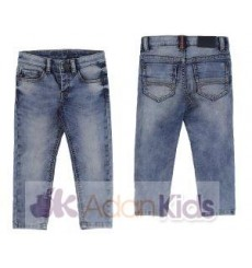 Pantalon soft denim Basico