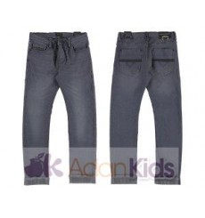 Pantalon soft Acero