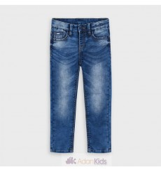 Pantalon soft denim Basico Ref. 4531