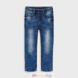 Pantalon jogger soft denim Basico Ref. 4540