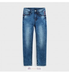 Pantalon soft denim Basico Ref. 7532