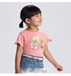 Camiseta m/c grafica Flamingo Ref. 3016