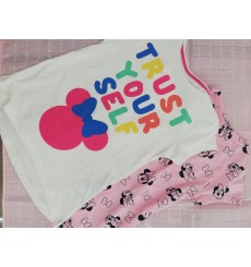 PACK 2 CAMISETAS MINNIE MOUSE